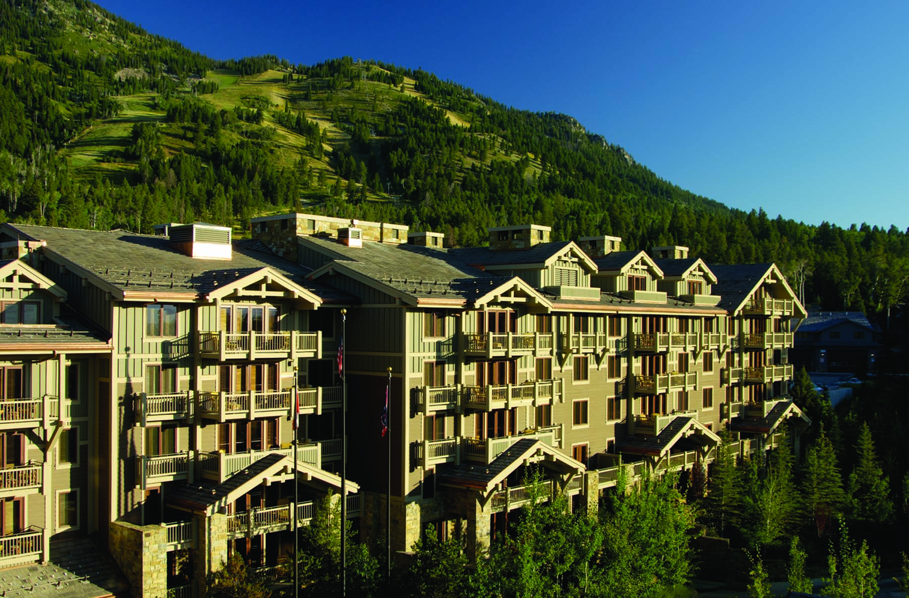 Appartement en copropriété pour l Vente à Four Seasons Residence Club Ownership 7680 Granite Loop Road Unit #555 1/14th Teton Village, Wyoming, 83025 Jackson Hole, États-Unis