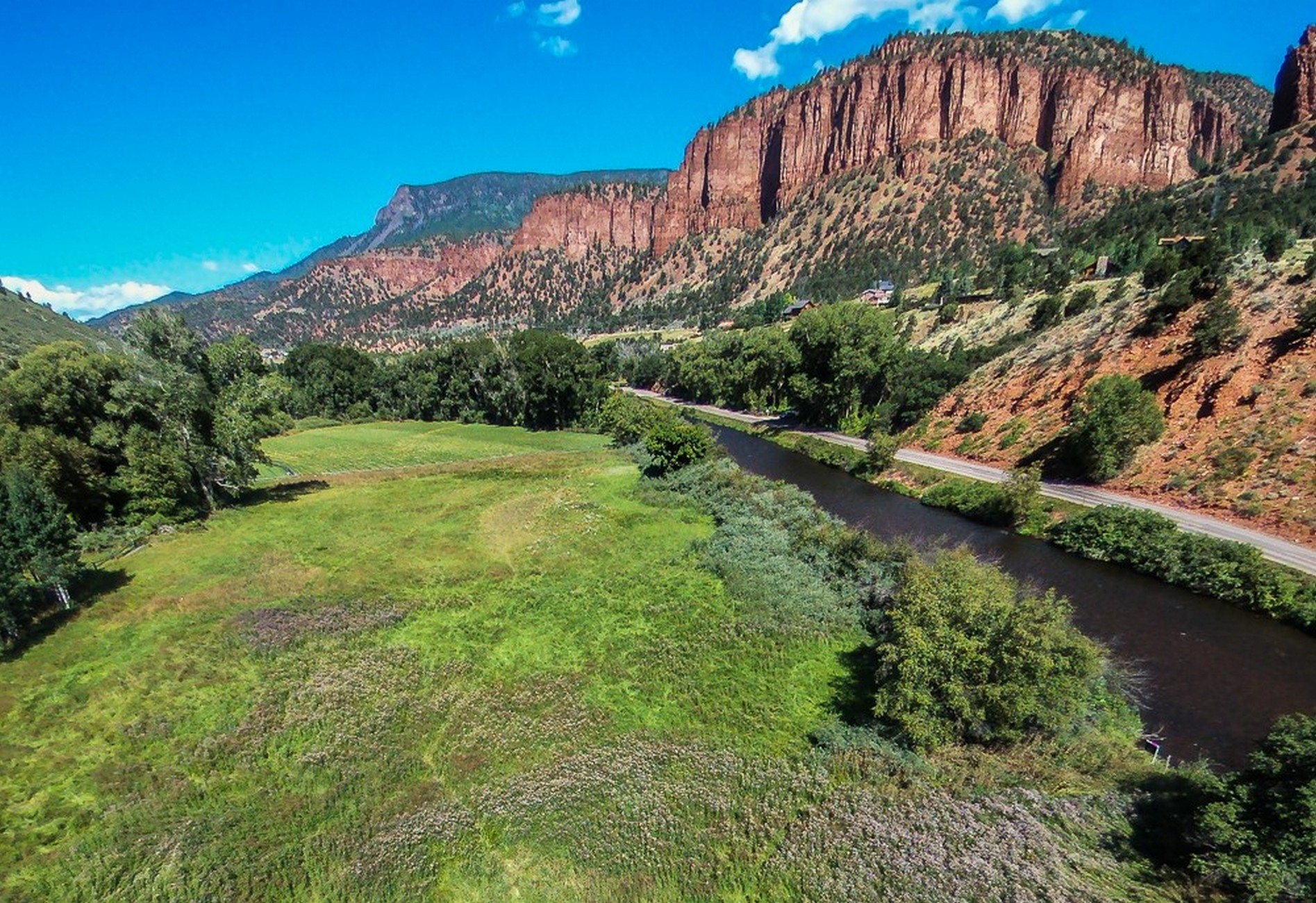 Land for Sale at Special Place on the Frying Pan River TBD Frying Pan Road Basalt, Colorado, 81621 United States