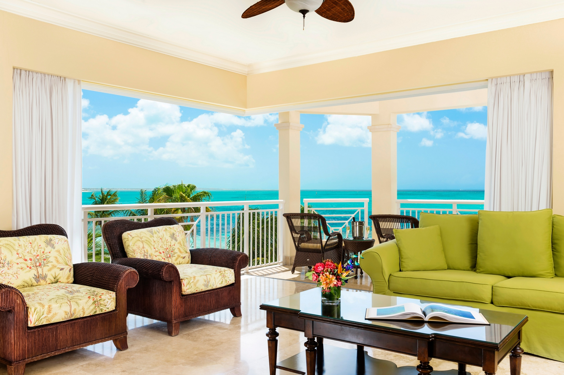 Condominium for Sale at Windsong - Suite 131 Beachfront Grace Bay, Providenciales, TC Turks And Caicos Islands