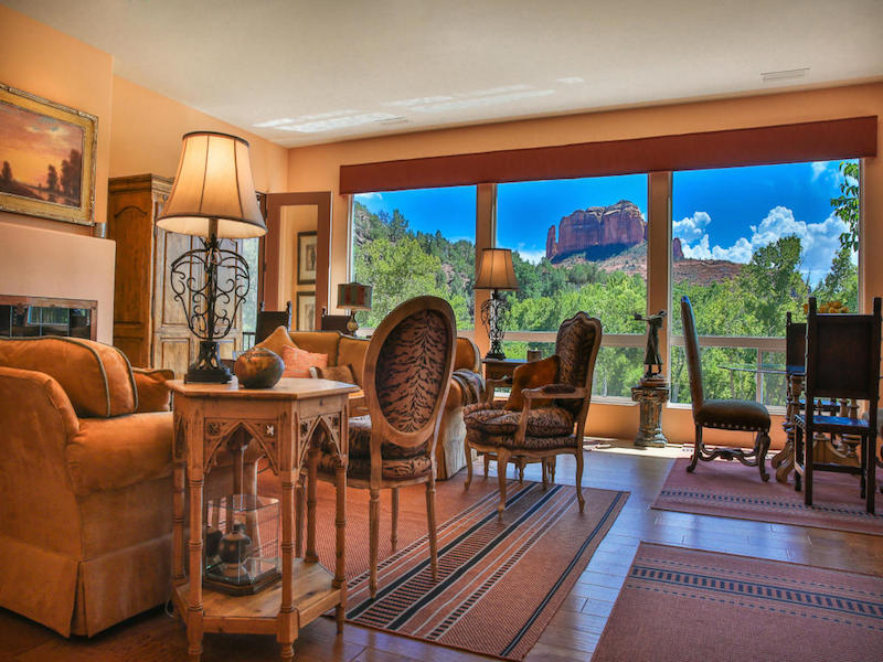 Villa per Vendita alle ore Creekside Sedona Ranch 1675 Chavez Ranch Rd Sedona, Arizona 86336 Stati Uniti