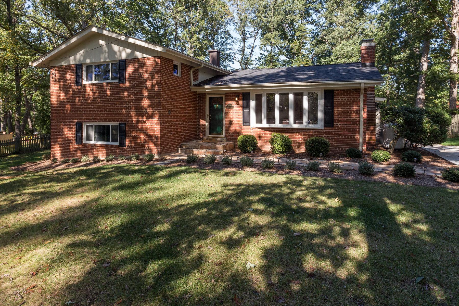 Single Family Home for Sale at 4100 Sulgrave Drive, Alexandria Alexandria, Virginia 22309 United States