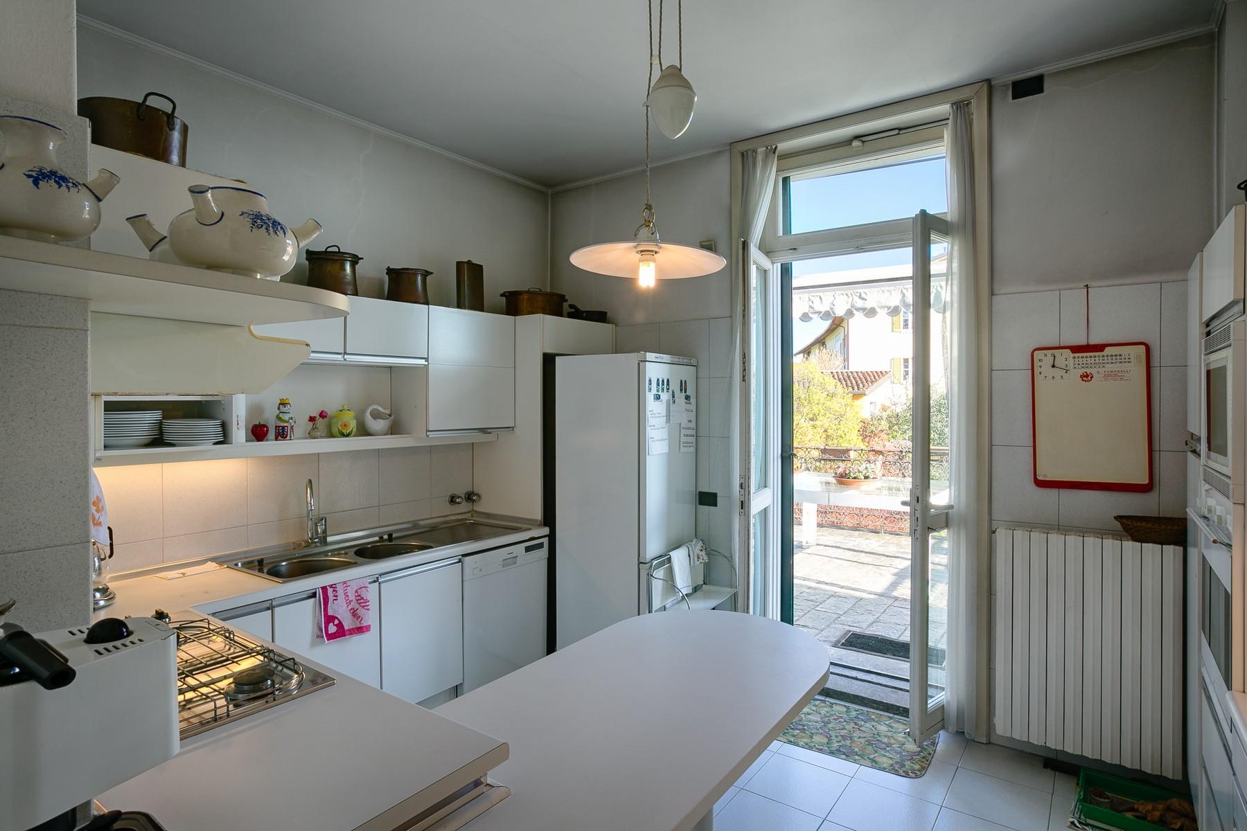 Additional photo for property listing at Unique period villa with panoramic view via Meda Inverigo, Como 22044 Italy
