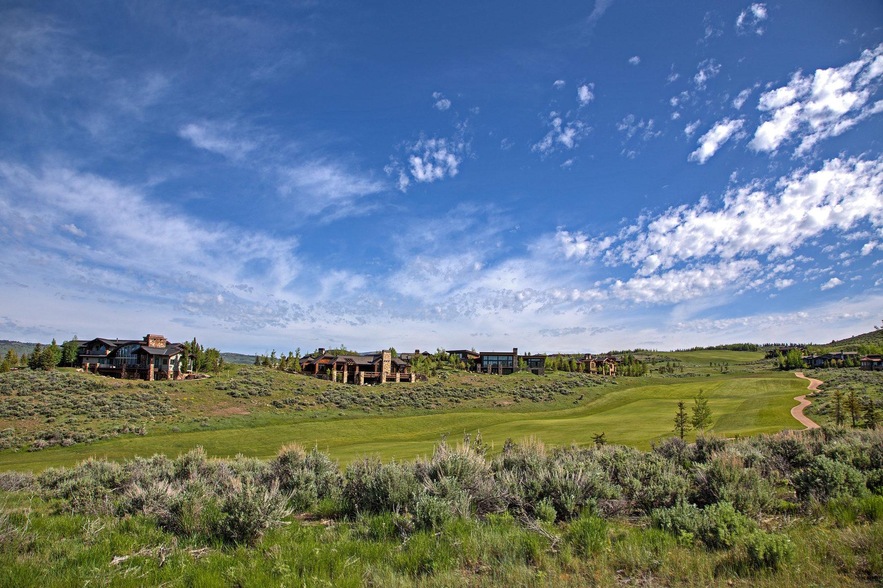 Terreno por un Venta en Fabulous Views From This Promontory Golf Course Lot 3217 Westview Trail Lot 24 Park City, Utah, 84098 Estados Unidos