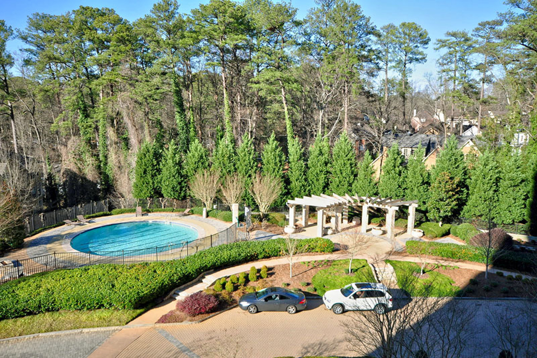 Additional photo for property listing at Luzxury One Bedroom Condo 700 Park Regency Place NE Unit 1202 Atlanta, Georgia 30326 Estados Unidos