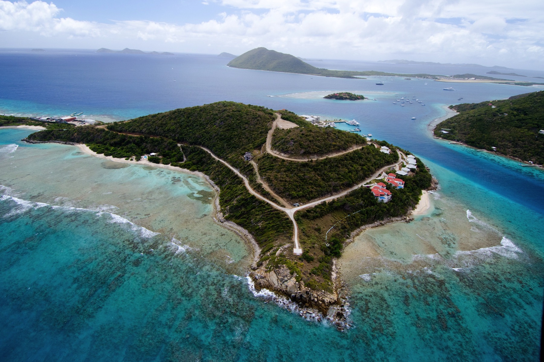 sales property at Governor's Point - Scrub Island Development