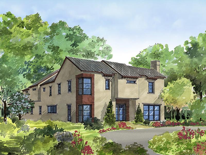 Villa per Vendita alle ore Modern Luxury 3428 University Boulevard Dallas, Texas 75205 Stati Uniti