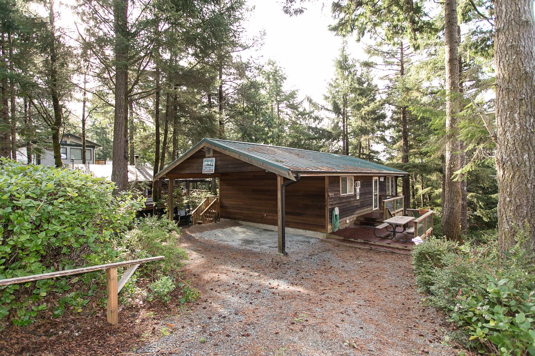 Single Family Home for Sale at Versatile Beach House 106 Ocean Ave. Manzanita, Oregon 97130 United States