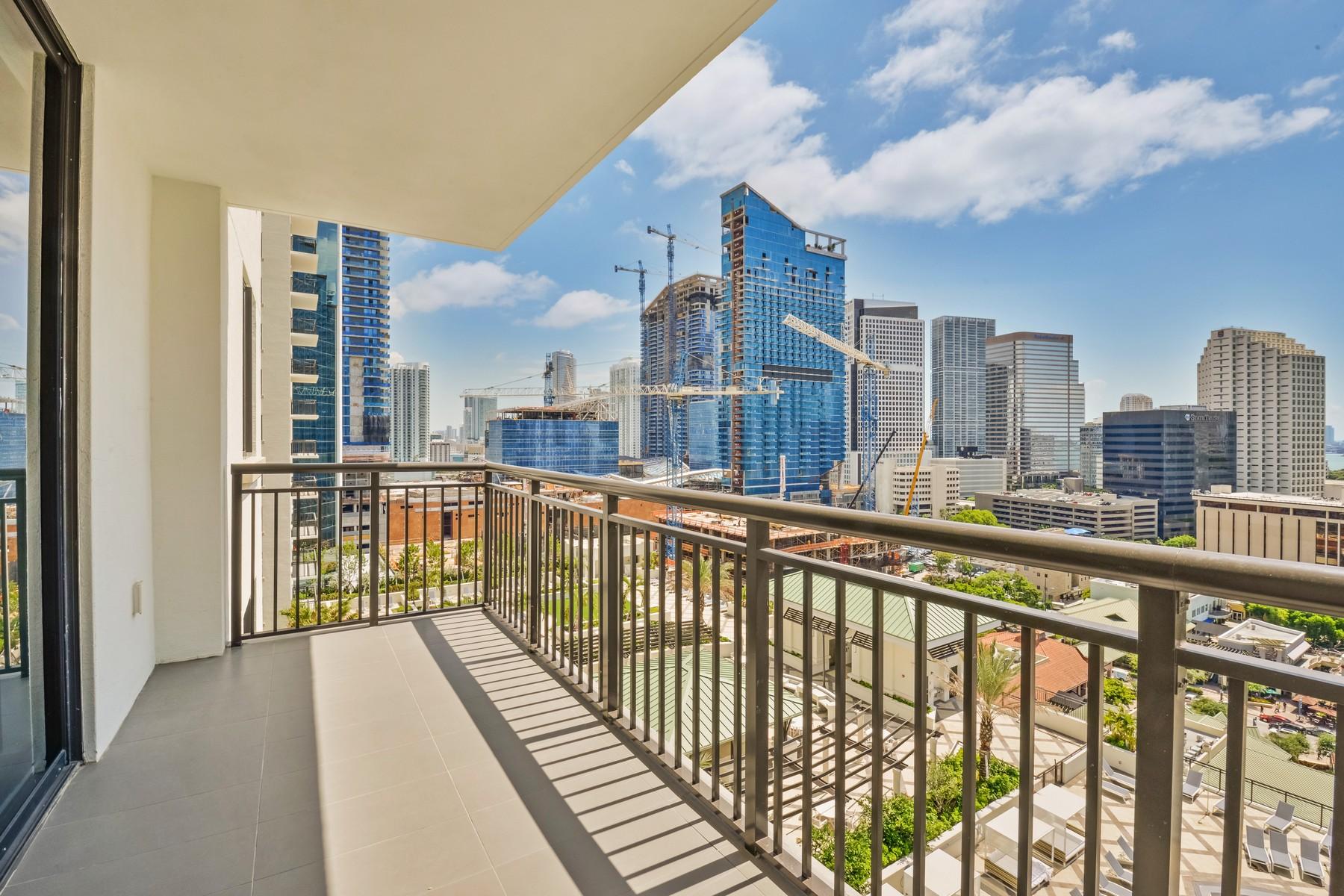 Condominium for Sale at 999 SW 1 Ave #1702 Miami, Florida 33130 United States