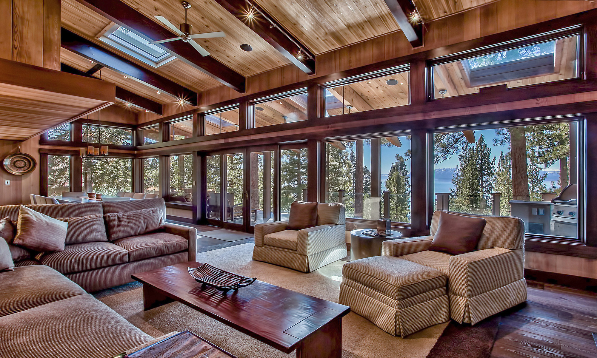 Single Family Home for Sale at 51 Tahoma Drive Tahoe City, California 96145 United States