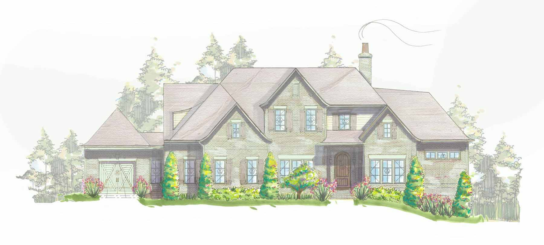 Maison unifamiliale pour l Vente à New Construction In Sandy Springs Minutes To All The Hospitals 1005 W Kingston Drive Sandy Springs, Georgia, 30342 États-Unis