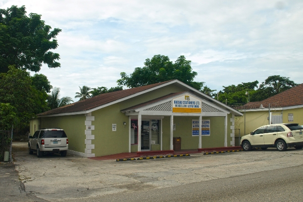 Additional photo for property listing at Commercial Building off Rosetta Street Palmdale, New Providence/Nassau Bahamas
