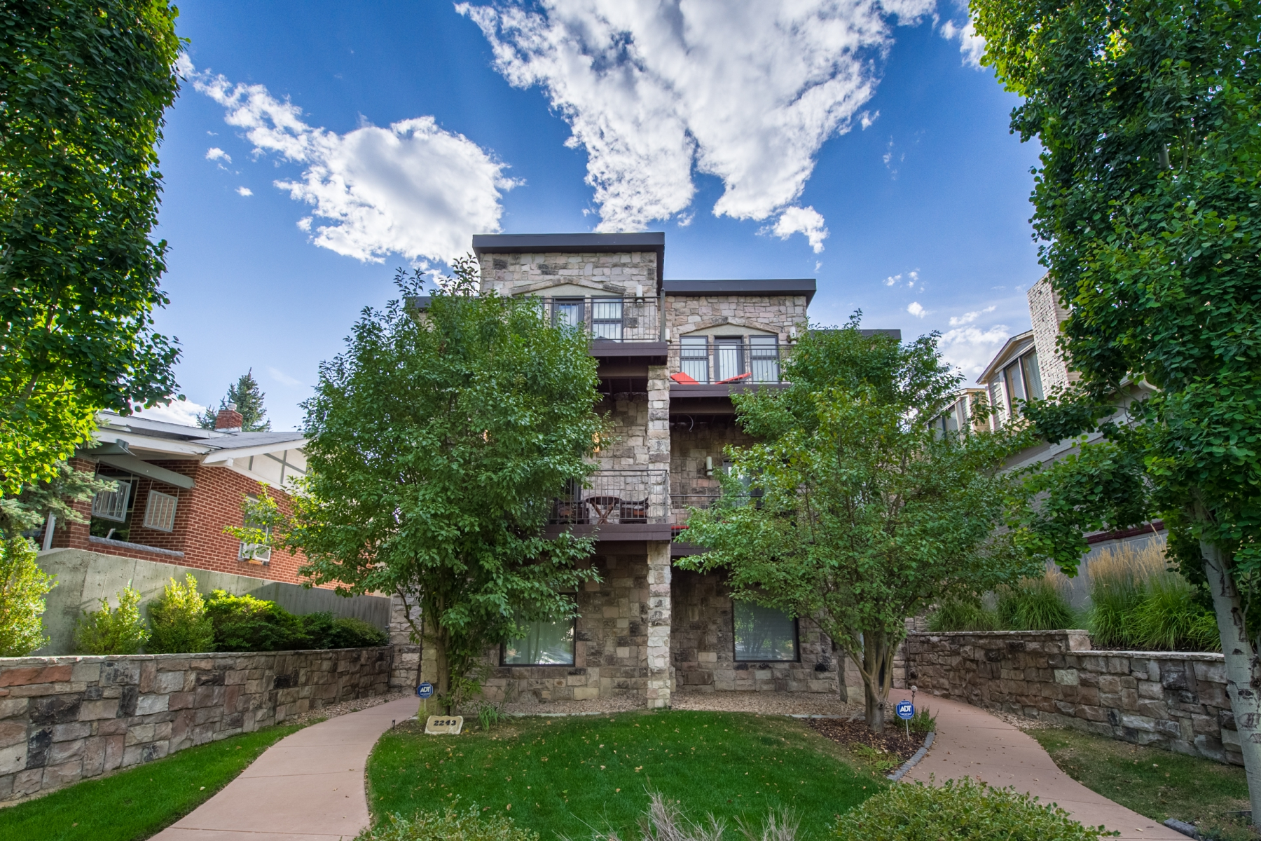 Property For Sale at Fabulous 3 Story Duplex in Sloans Lake