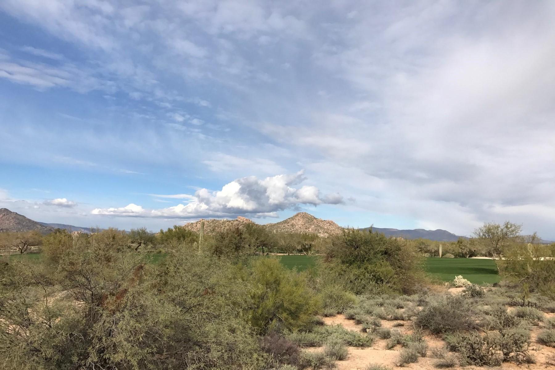 Terreno para Venda às Beautiful lot on the golf course in Whisper Rock 7618 E Whisper Rock Trl #50 Scottsdale, Arizona, 85266 Estados Unidos