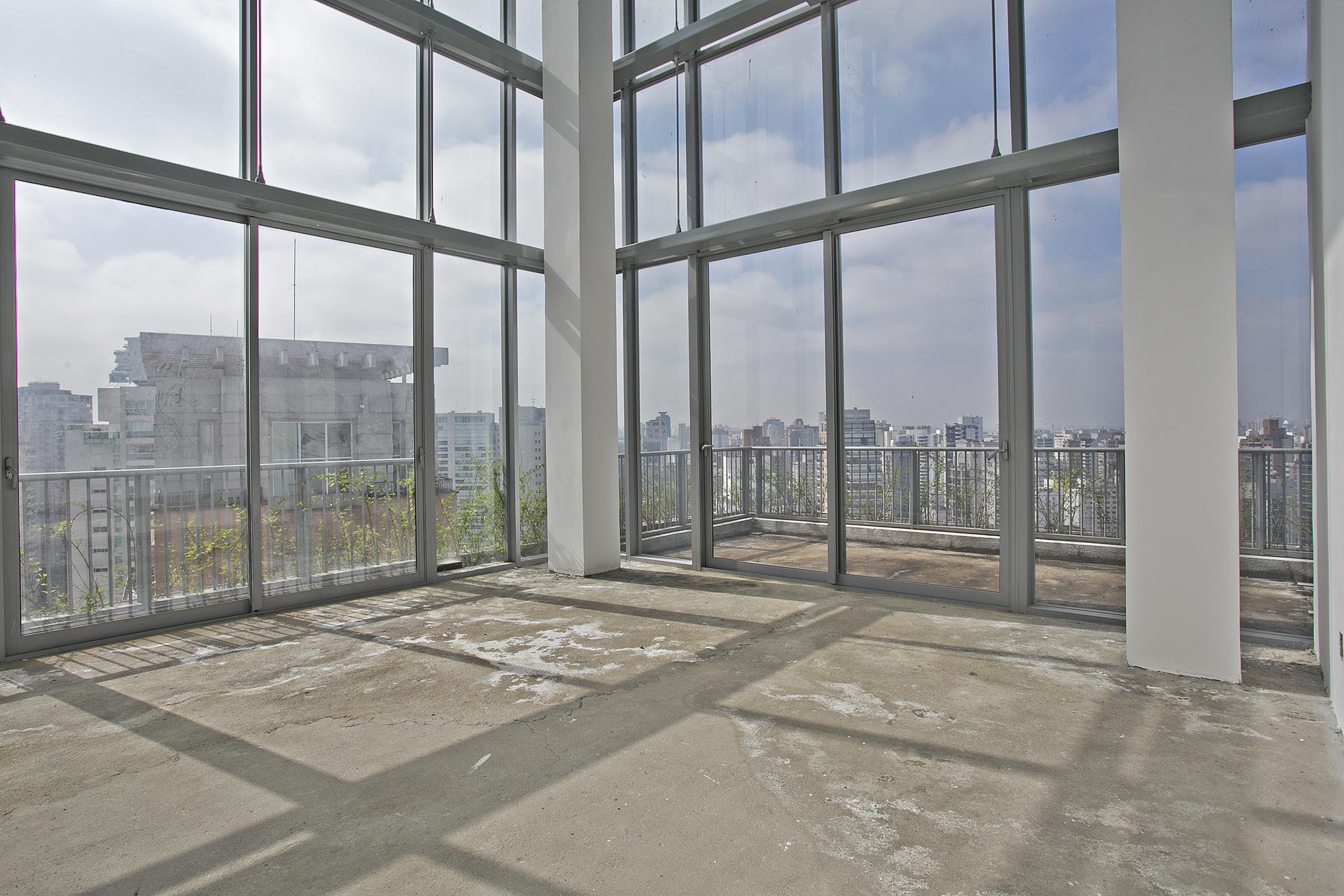 Maison unifamiliale pour l Vente à Duplex Penthouse Avenida Hélio Pellegrino Sao Paulo, Sao Paulo, 04513100 Brésil