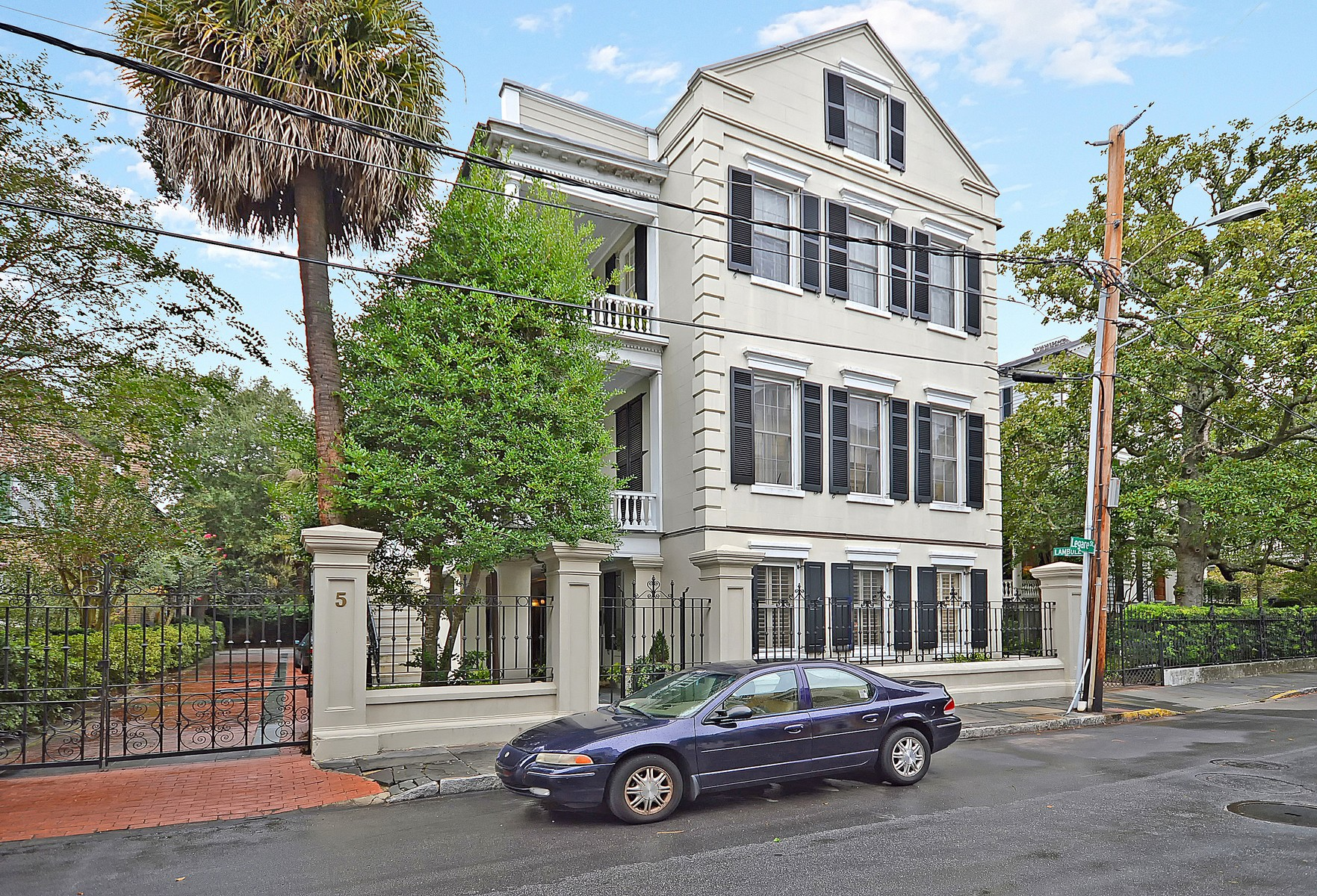 Property For Sale at Elegant Condo in Downtown Charleston