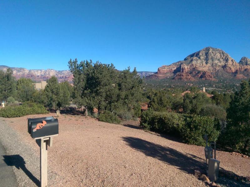 Land für Verkauf beim Panoramic Redrock Views 25 Calle Del Jefes Sedona, Arizona 86336 Vereinigte Staaten