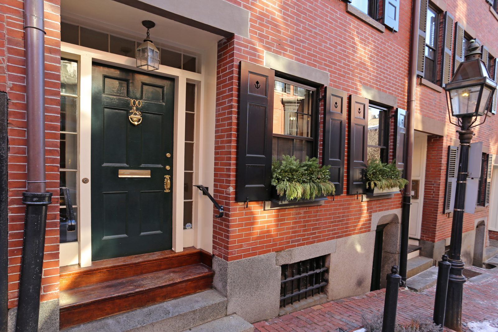 Property For Sale at Beautiful Brick Townhouse