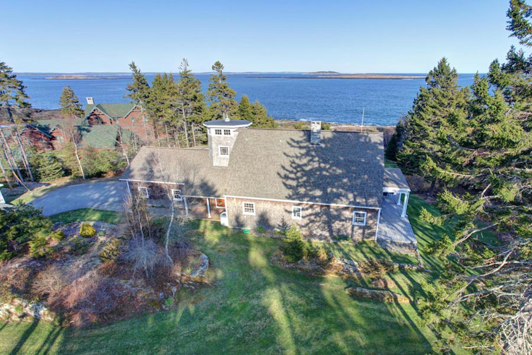Single Family Home for Sale at 18 Cragmoor Lane Harpswell, Maine 04079 United States
