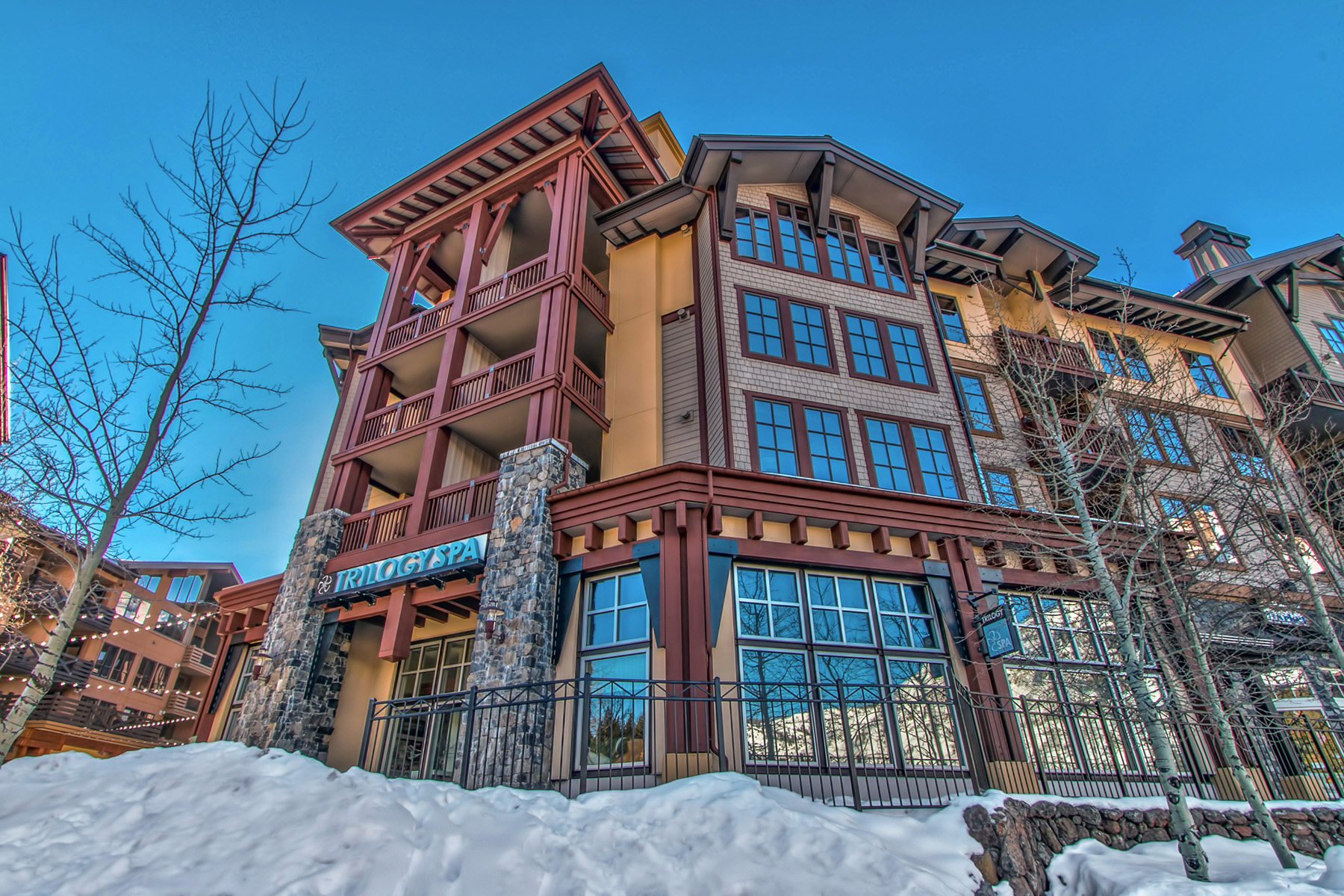 sales property at 1850 Squaw Valley Road #4-217