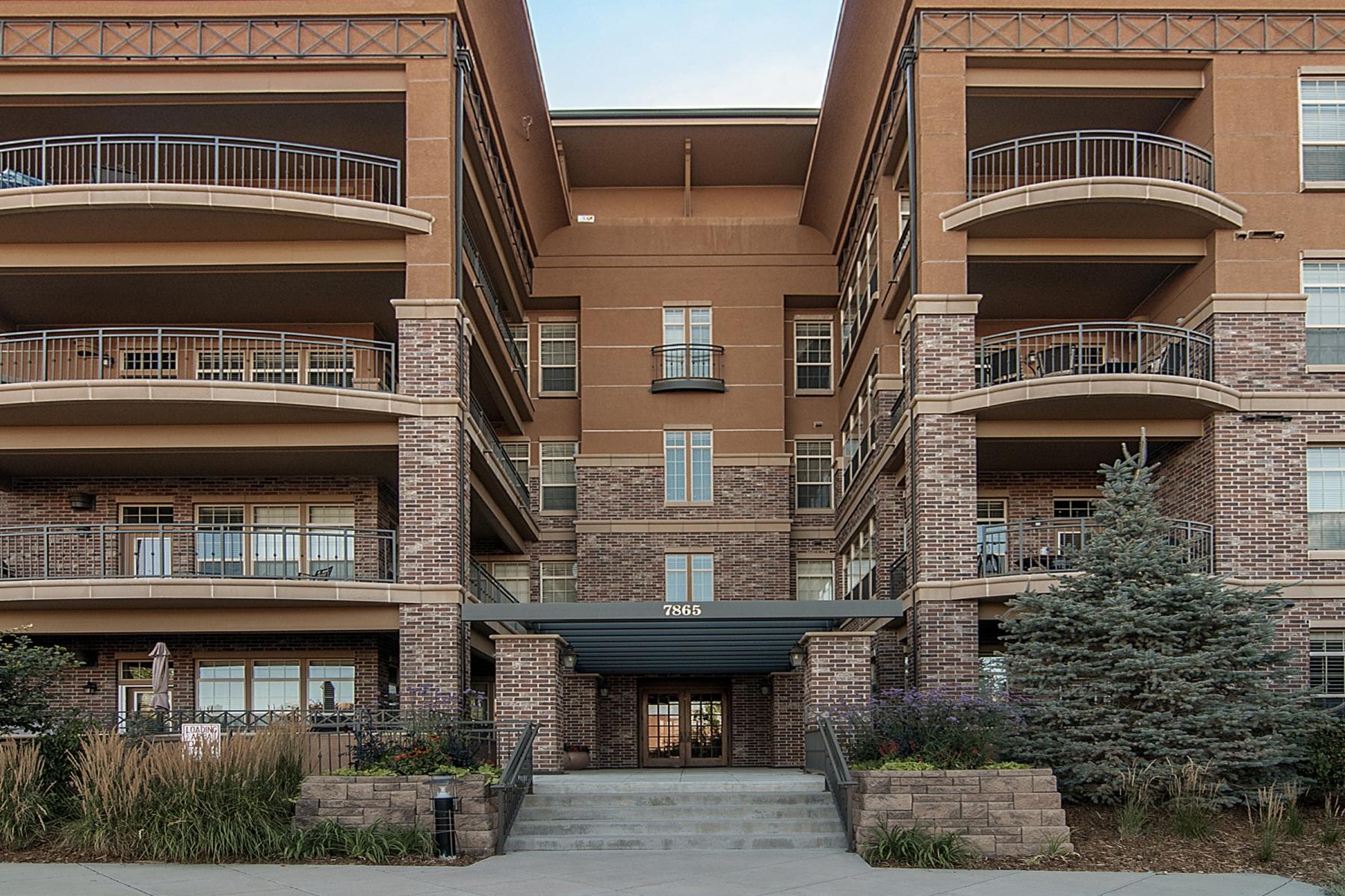 Condominium for Sale at Best building in Vallagio 7865 Vallagio Ln #404 Englewood, Colorado 80112 United States