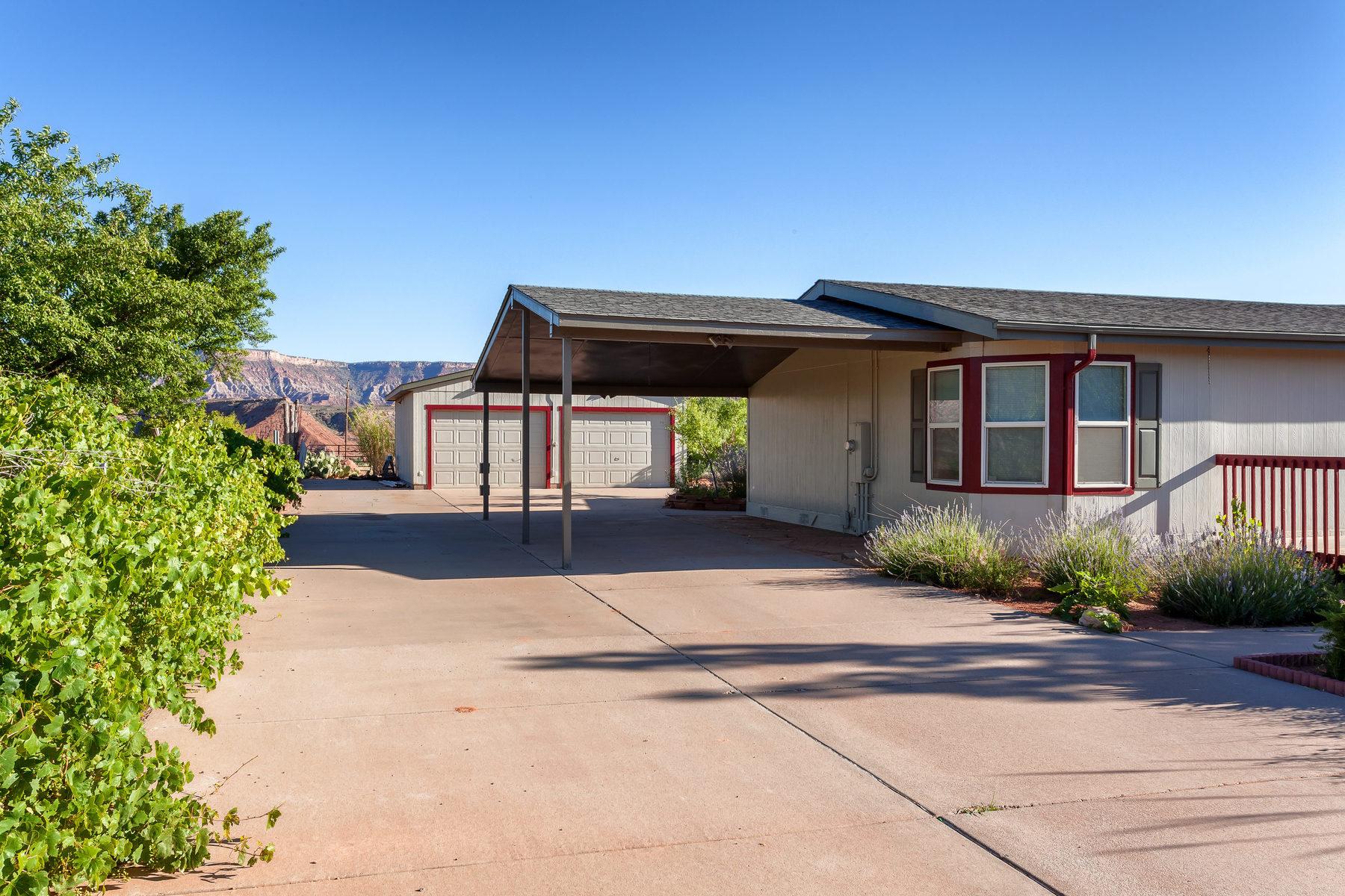 por un Venta en Virgin, UT Home with Zion Views! 285 West 225 North Virgin, Utah 84779 Estados Unidos