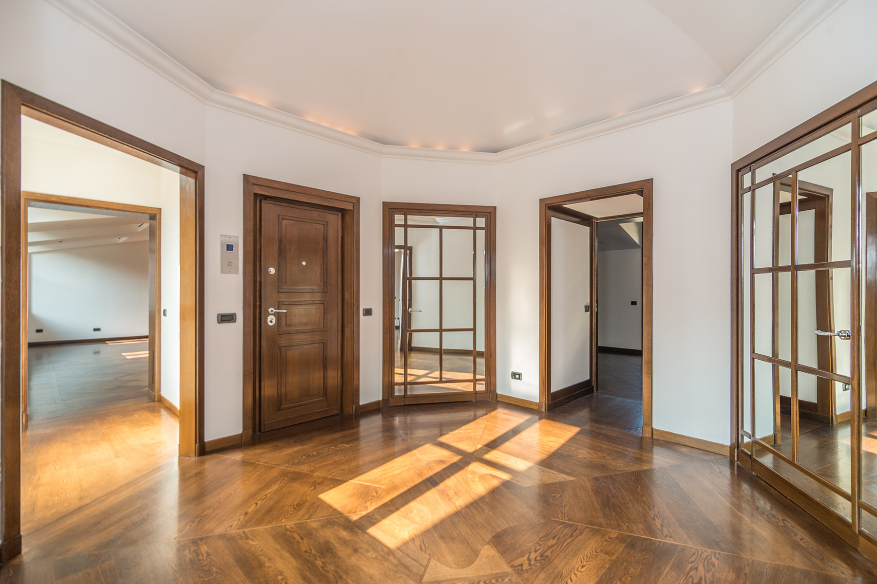 Apartment for Rent at Exclusive penthouse in the heart of Milan via della Spiga Milano, 20121 Italy