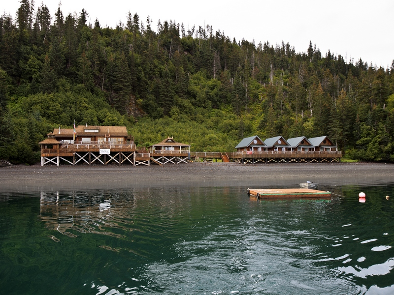 Single Family Home for Sale at A Private Halibut Cove Resort 51030 Halibut Cove Homer, Alaska 99603 United States