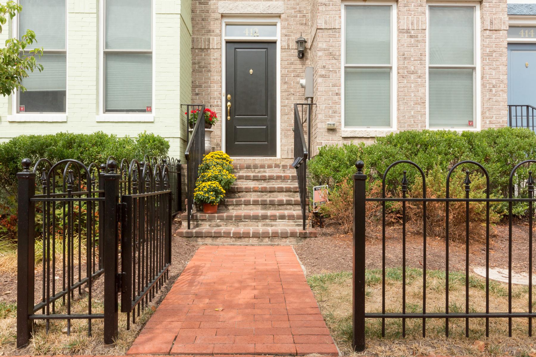 Property For Sale at 412 L Street Se, Washington