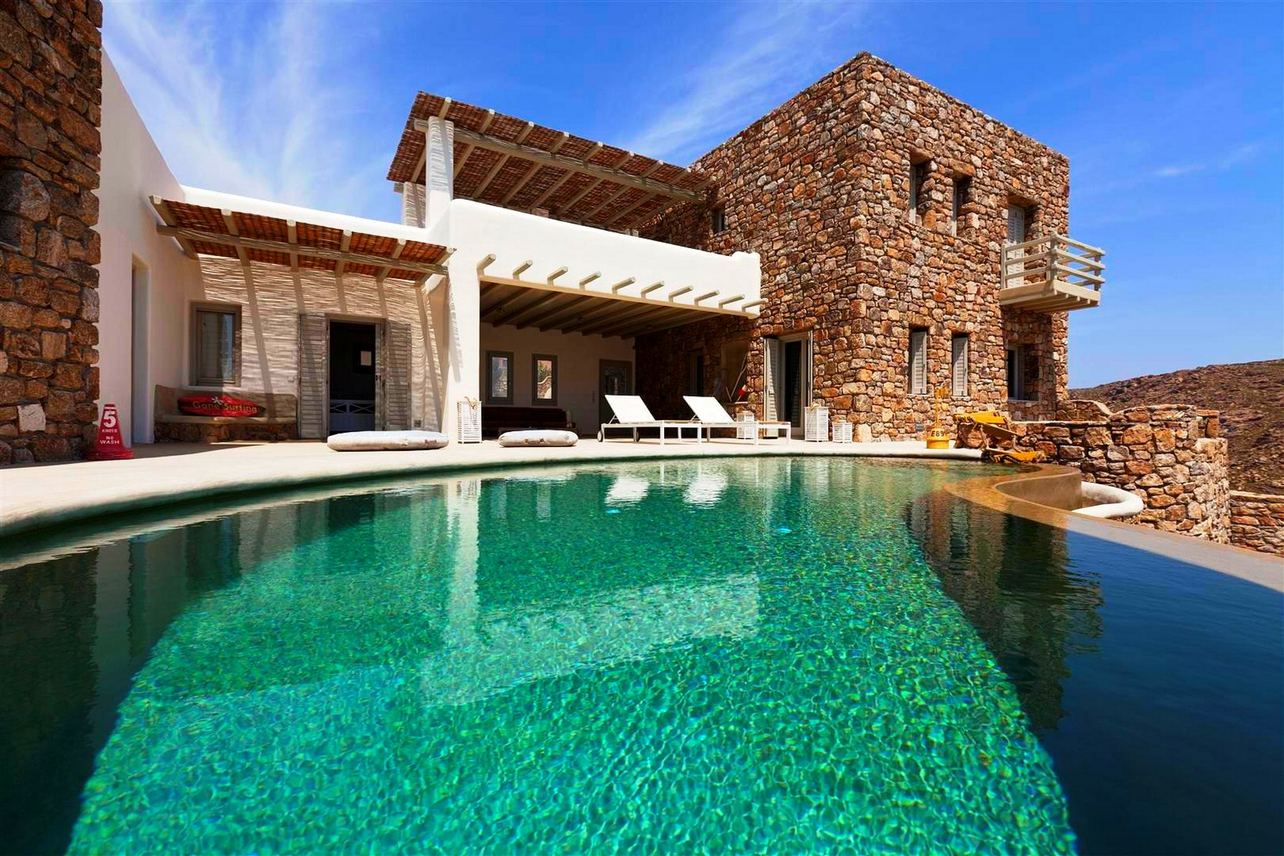 Single Family Home for Sale at Villa Ambrosia Mykonos, Cyclades, Aegean Mykonos, Southern Aegean 84600 Greece