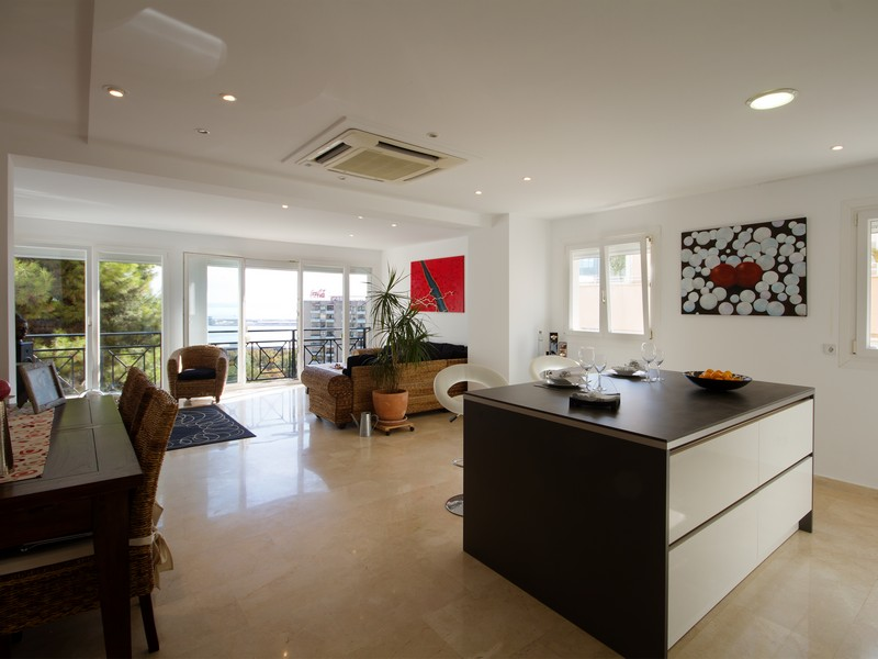 Apartment for Sale at Apartment with fantastic views in Bonanova Palma De Mallorca, Balearic Islands 07015 Spain
