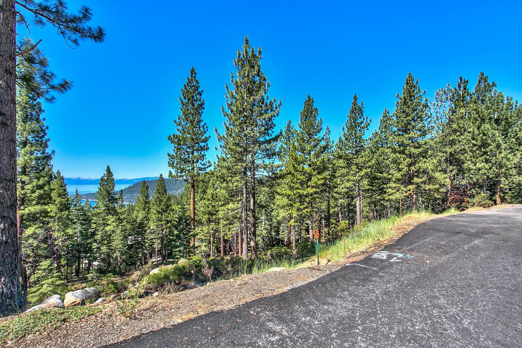 Terrain pour l Vente à 588 Pinto 588 Pinto Incline Village, Nevada 89451 États-Unis