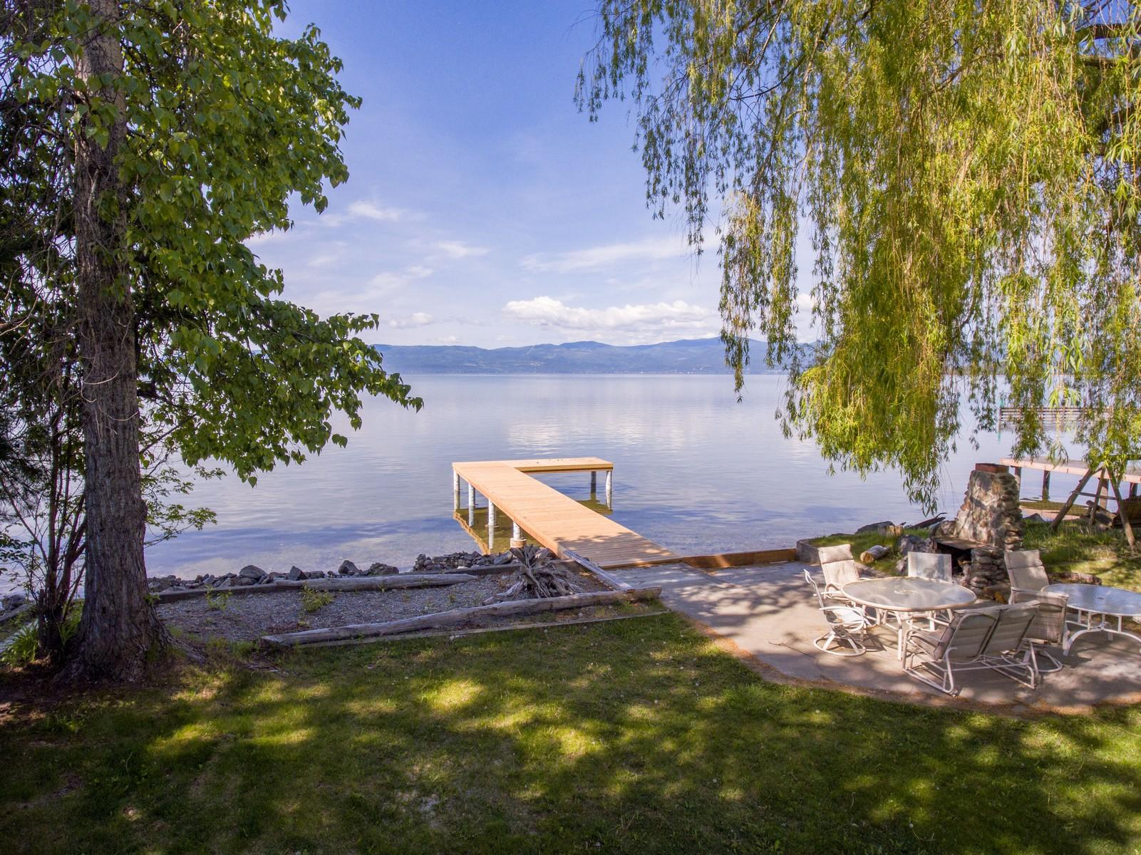 獨棟家庭住宅 為 出售 在 Waters Edge 56 Rivers End Bigfork, 蒙大拿州, 59911 美國