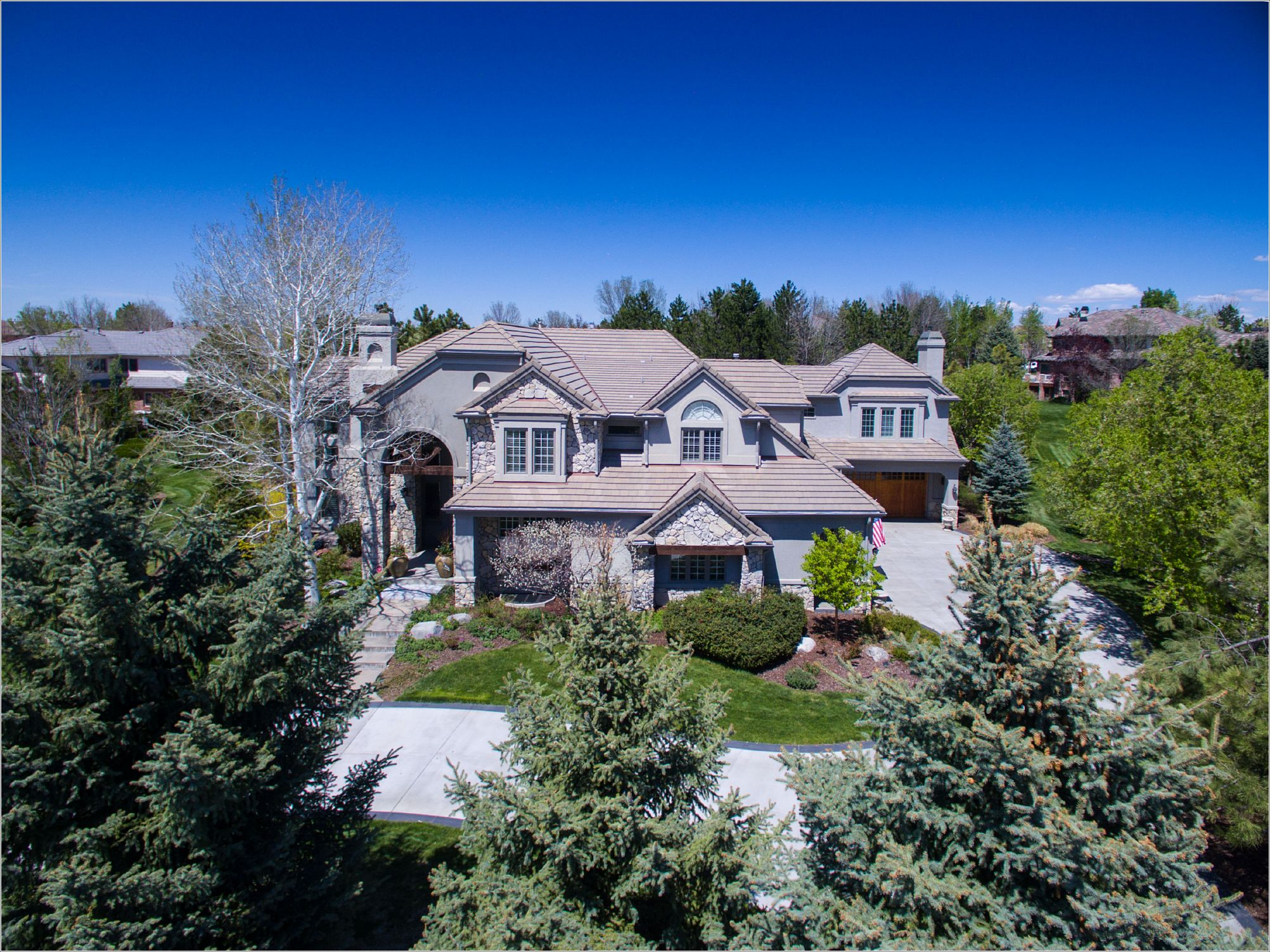 Casa Unifamiliar por un Venta en Colorado Living at Its Finest! 4051 Preserve Parkway South Greenwood Village, Colorado, 80121 Estados Unidos