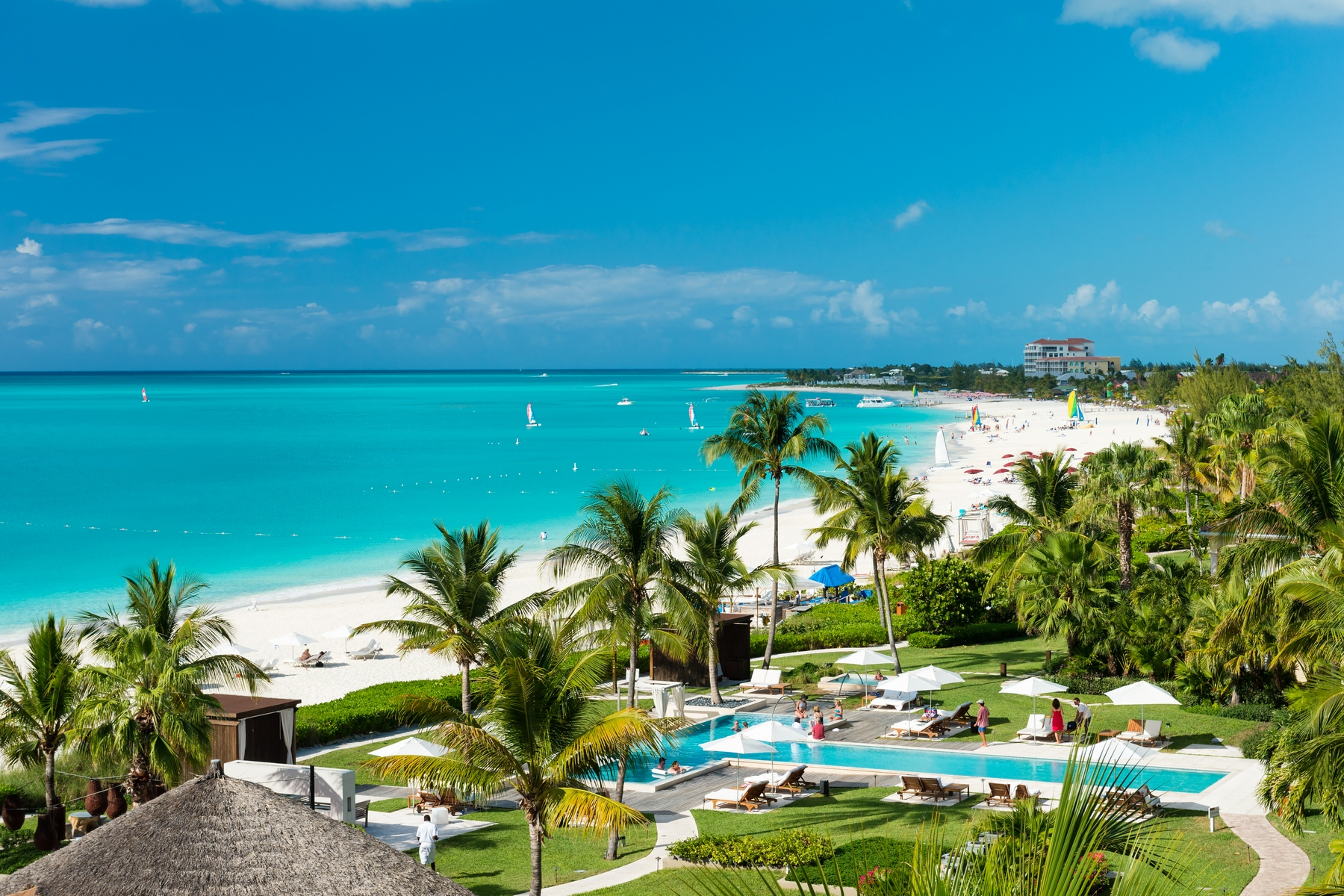 Condominio por un Venta en Grace Bay Club - Suite C500 Grace Bay Resorts, Grace Bay, Providenciales Islas Turcas Y Caicos