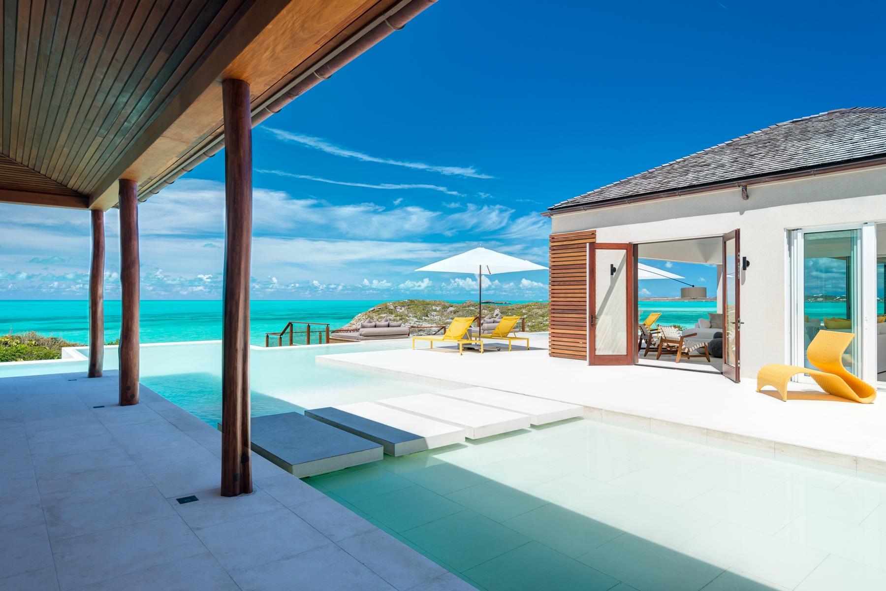 Additional photo for property listing at Turtle Tail Estate Beachfront Turtle Tail, 普罗维登夏 TCI 特克斯和凯科斯群岛