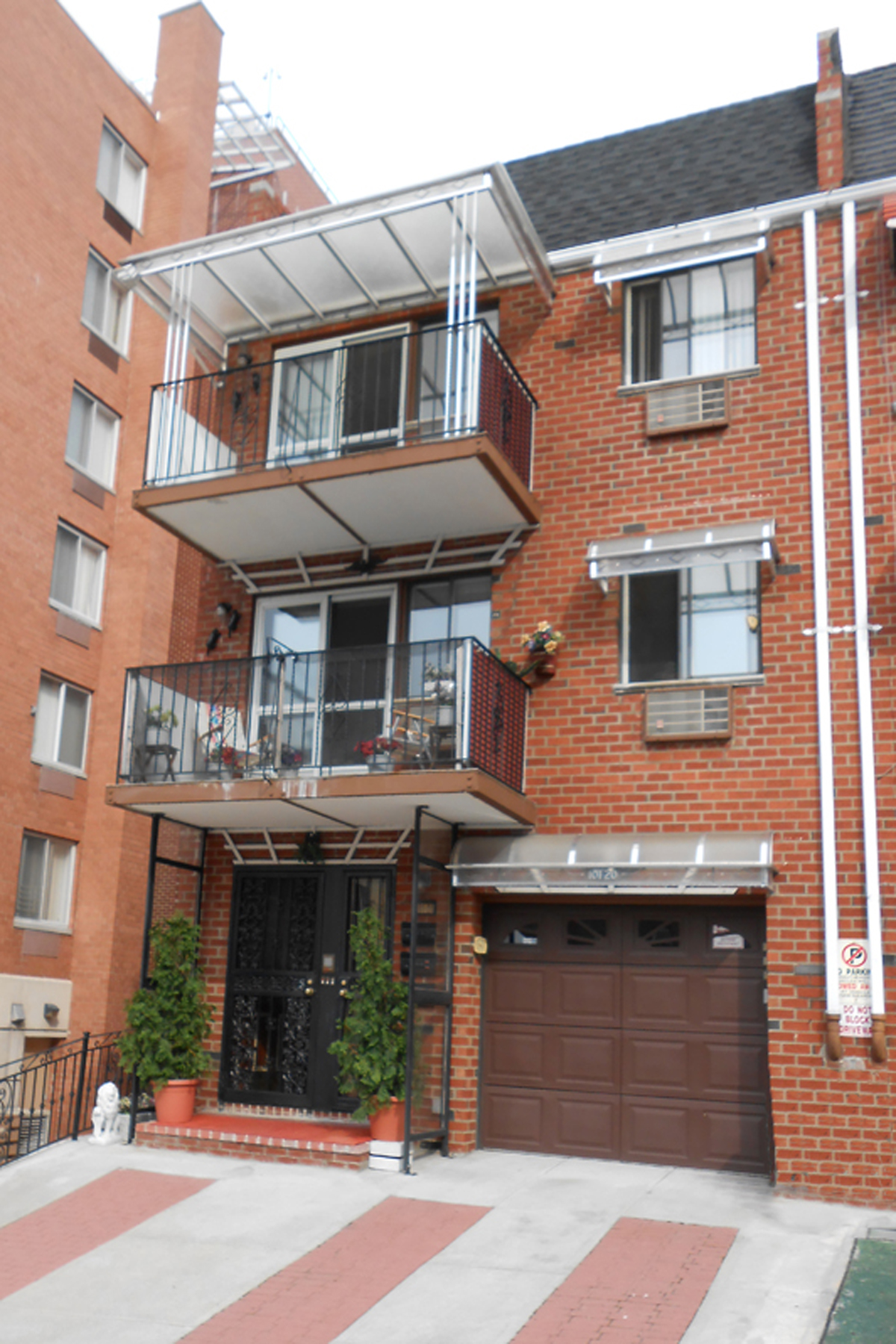 """Townhouse for Rent at """"3 FAMILY TOWNHOUSE WITH BALCONY"""" Rego Park, New York 11374 United States"""