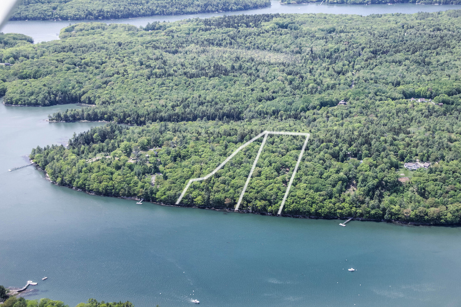 Land for Sale at Lot 12-03 High Head Edgecomb, Maine 04556 United States