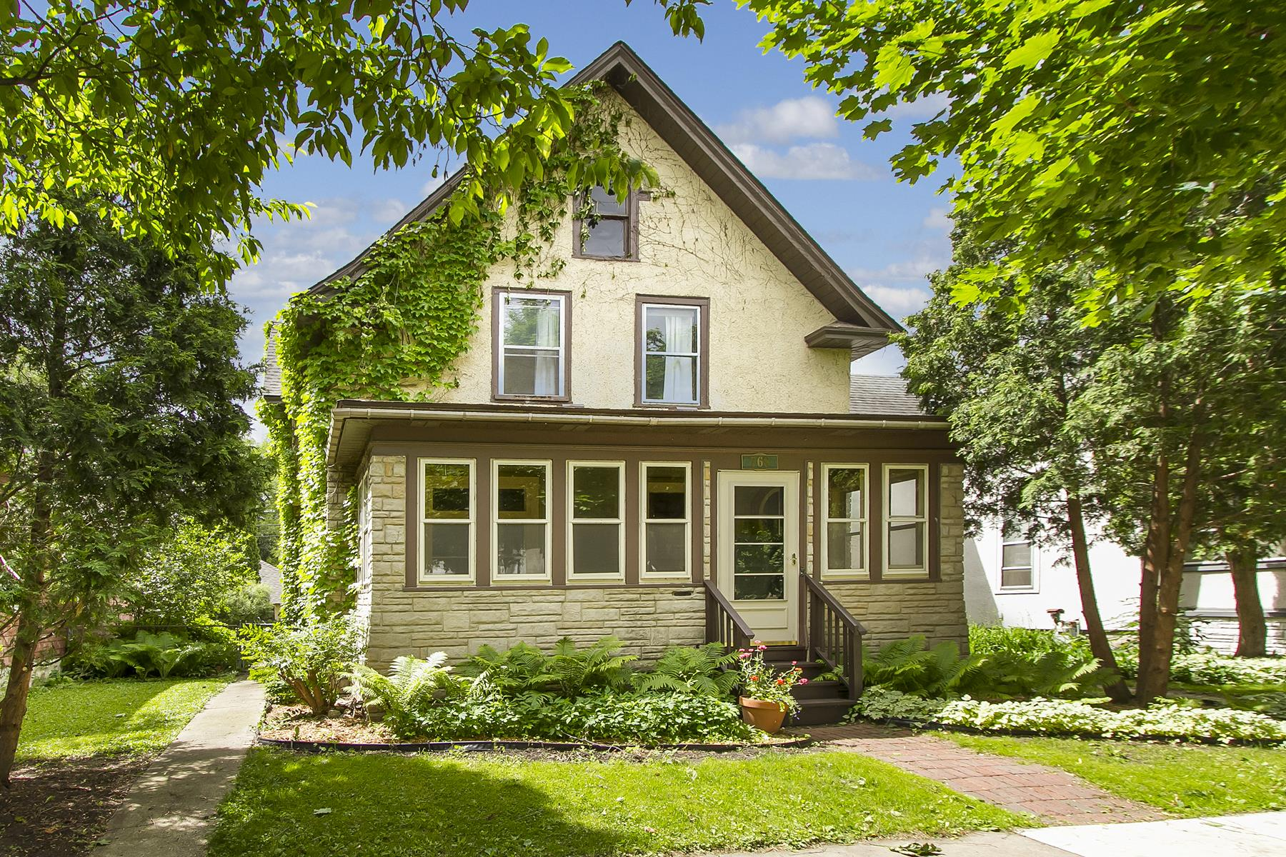 Maison unifamiliale pour l Vente à 768 James Avenue St. Paul, Minnesota, 55102 États-Unis