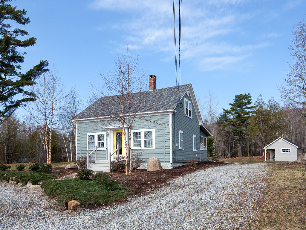 Single Family Home for Sale at 2242 Atlantic 2242 Atlantic Highway Lincolnville, Maine 04849 United States