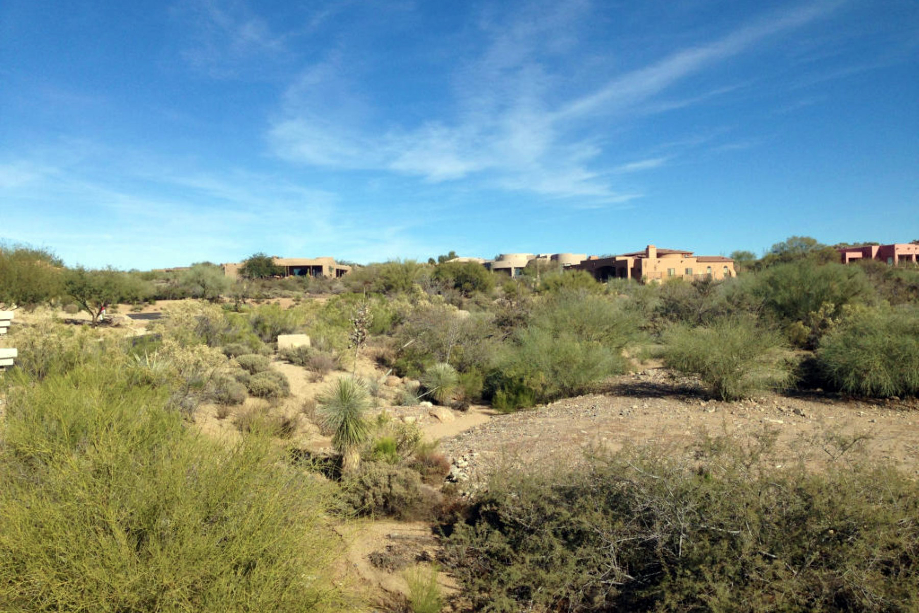 Land for Sale at Panoramic View Lot in Gated Community of Sonoran Sanctuary 11015 E Rising Sun Drive #32 Scottsdale, Arizona 85262 United States