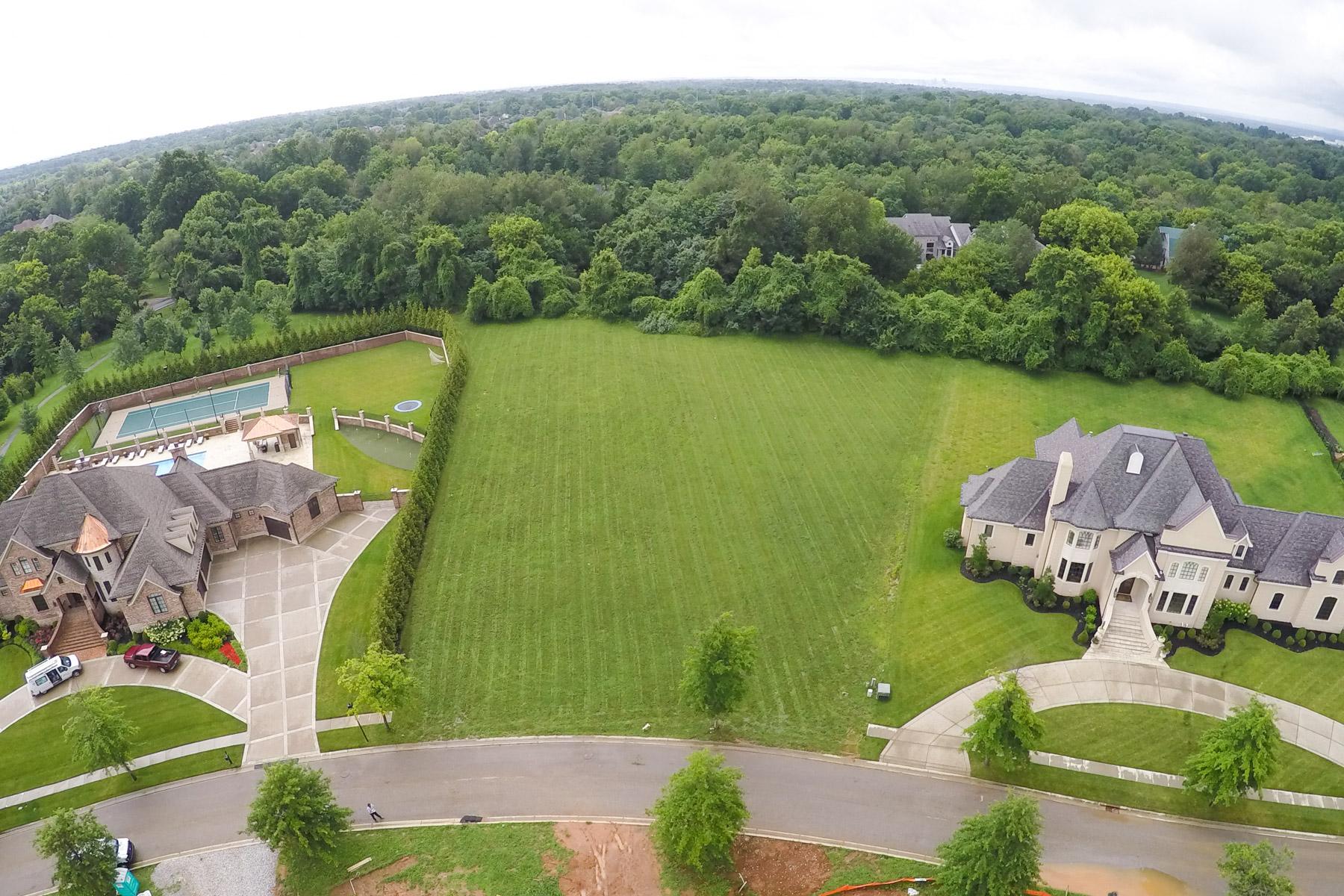 Terrain pour l Vente à 5604 Harrods Glen Drive Prospect, Kentucky 40059 États-Unis