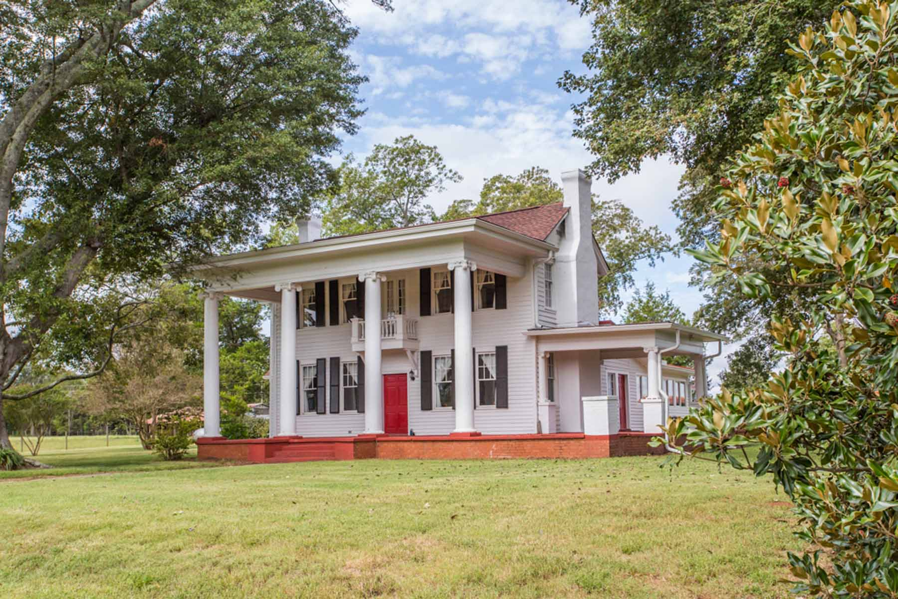 Property For Sale at Enchanting Historic Home on seventy-two Acres!