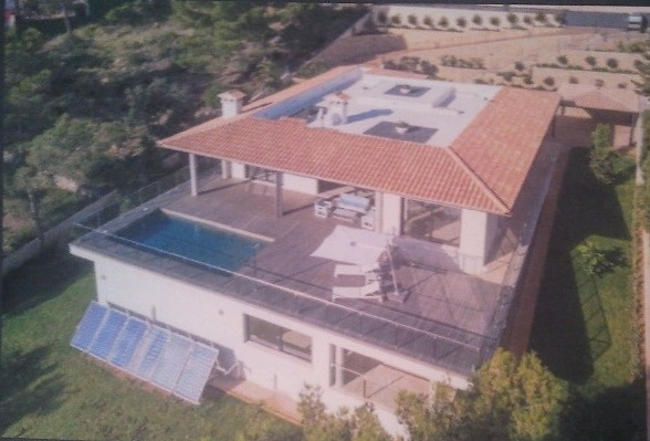 Single Family Home for Sale at Newly-built Villa in Son Vida Palma Son Vida, Mallorca 07013 Spain