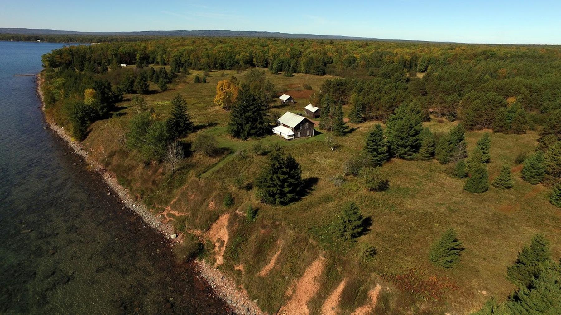 Land for Sale at Hagen Road, Madeline Island, La Pointe 1935-97 Hagen Road, La Pointe, Wisconsin, 54850 United States