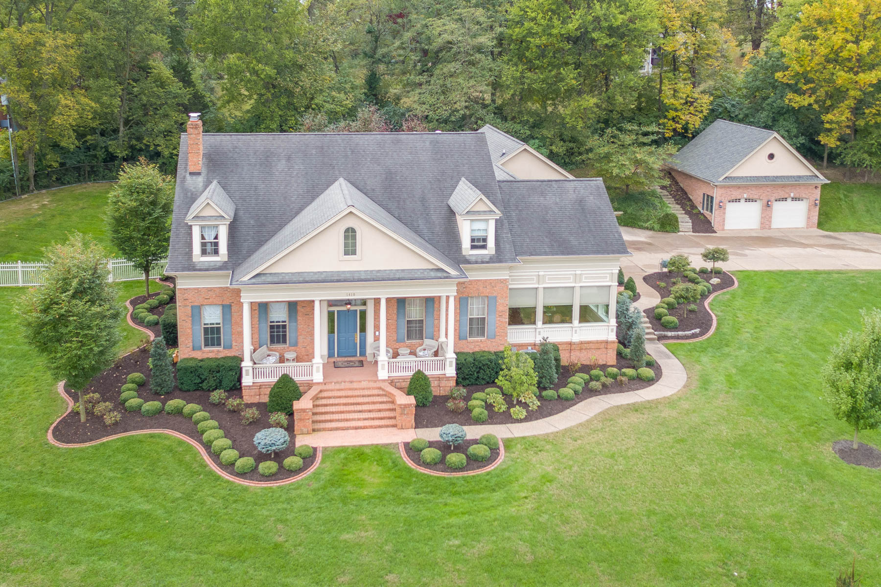 sales property at One of Washington's Most Distinctive Custom Built Estates