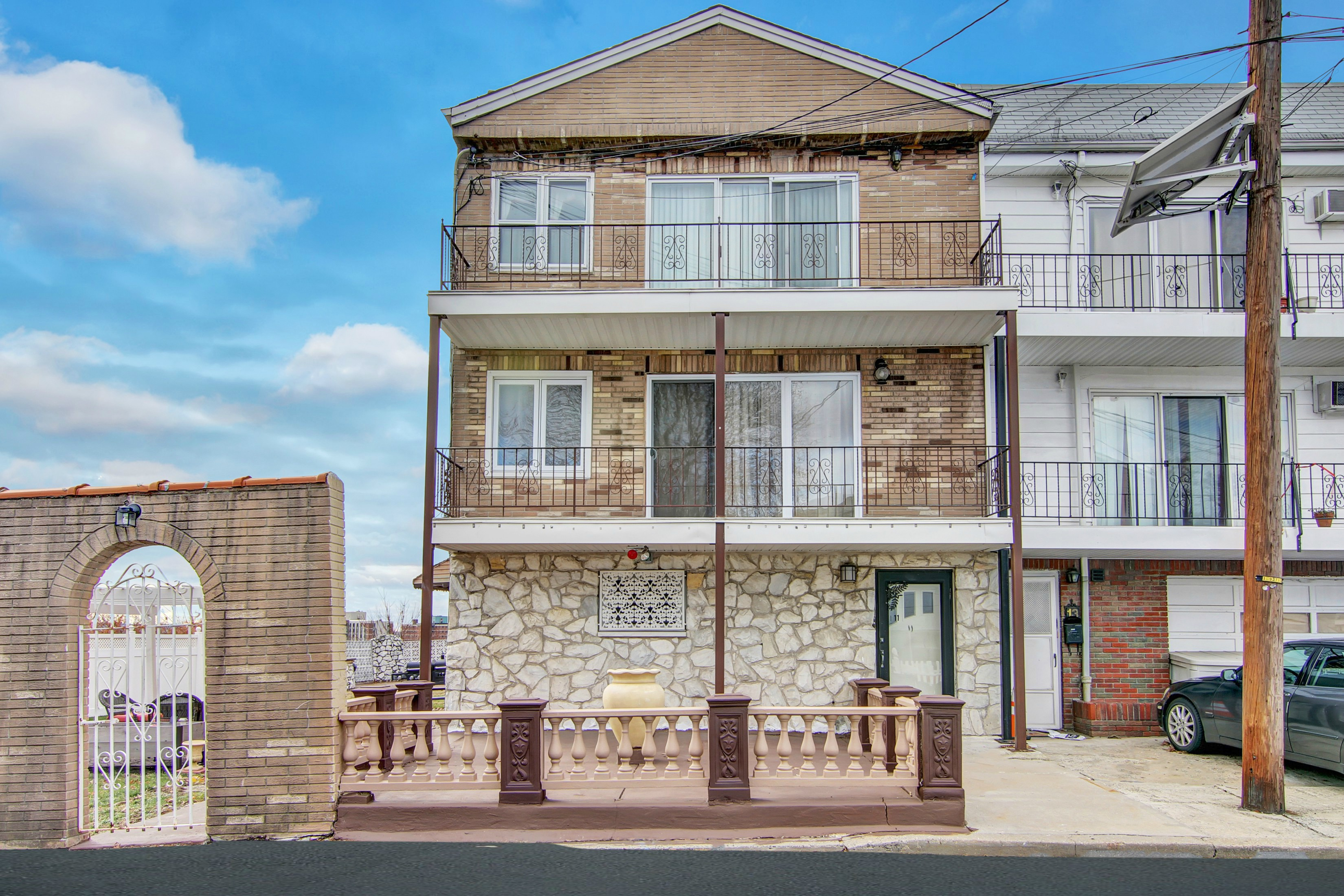 Multi-Family Home for Sale at JOURNAL SQUARE has arrived! 11 Trenton Street Jersey City, New Jersey, 07306 United States