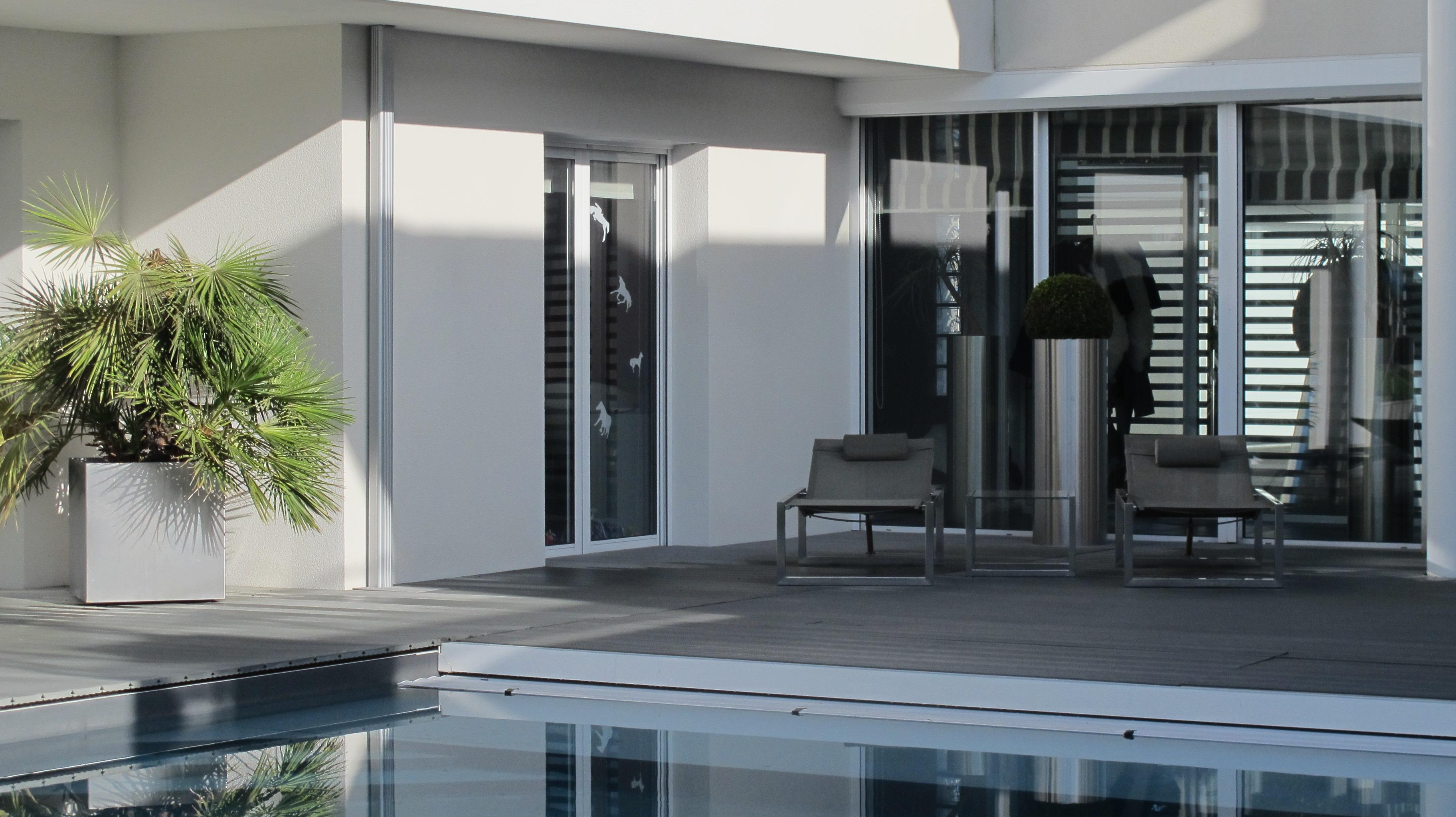 Property Of Villa de 400 m2 de style Californien.