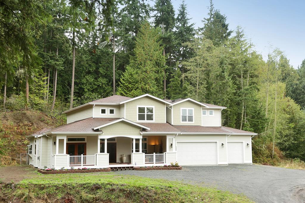 獨棟家庭住宅 為 出售 在 City Escape 5955 Bob Galbreath Rd Clinton, 華盛頓州 98236 美國