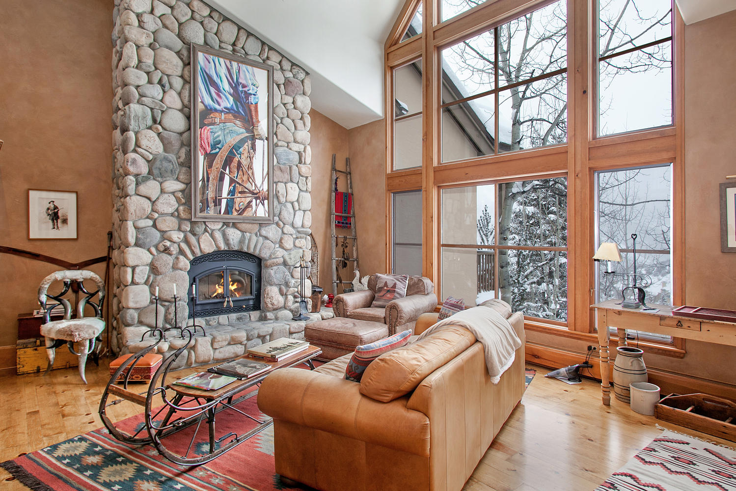 Townhouse for Sale at Saddleridge Villas #9 44 Meadow Lane #9 Beaver Creek, Colorado, 81620 United States