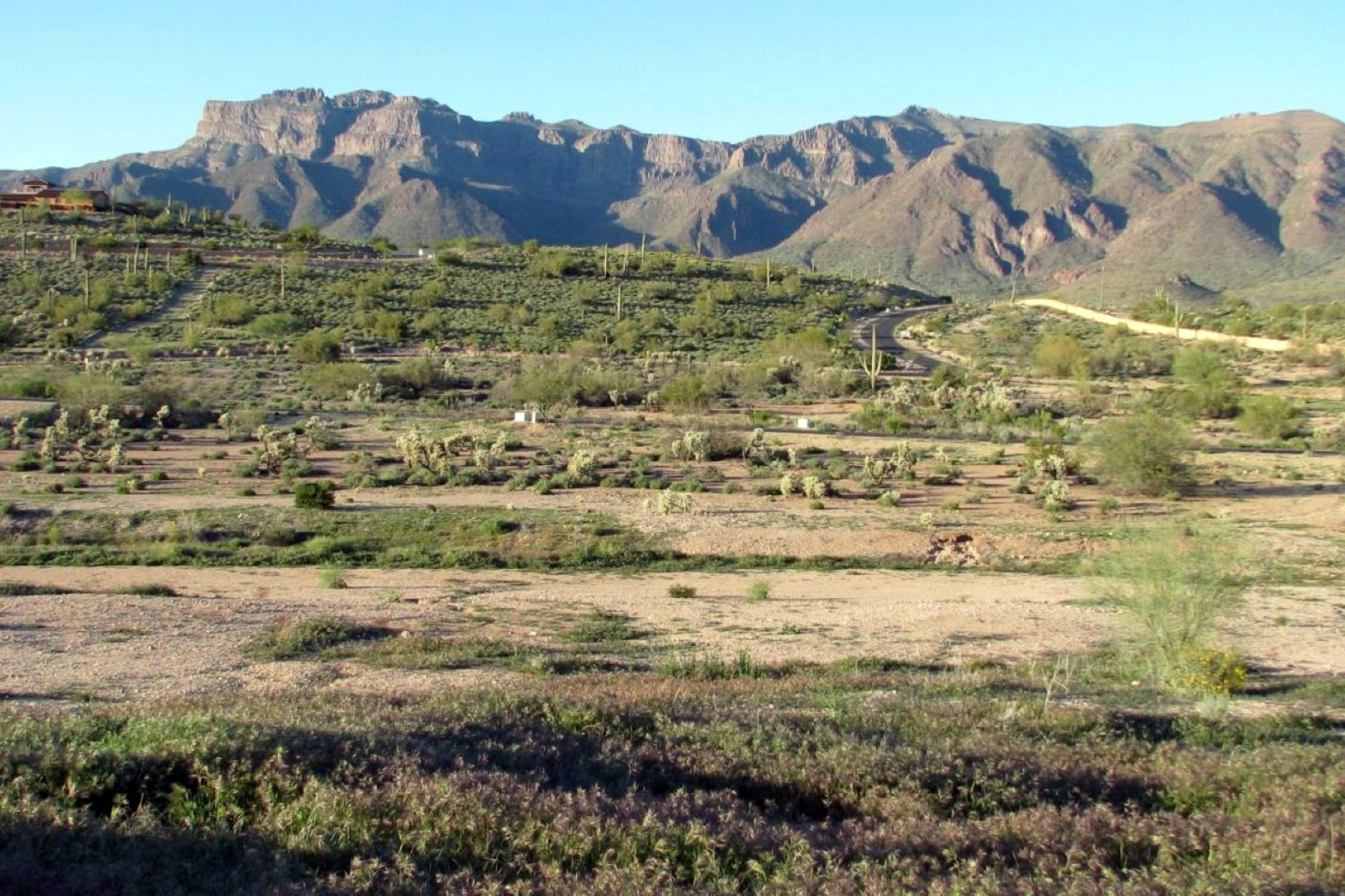 Land für Verkauf beim Gently Sloping Homesite In the Gated Luxury Golf Community Of Superstition Mtn 3564 S Ringtail Circle #42 Gold Canyon, Arizona 85118 Vereinigte Staaten